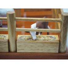Load image into Gallery viewer, CY10 - Feedlot - Handmade Wooden Toy
