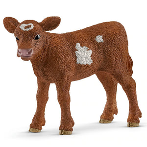 Cattle - Texas Longhorn Calf - Schleich