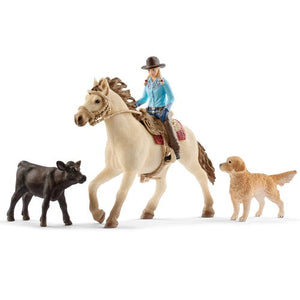 Horses - WR2 Western Riding Set - Schleich