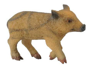 Pigs - Wild Piglet Walking - Collecta