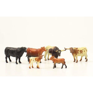 CS1 - Six Figure Cow Set