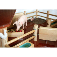Load image into Gallery viewer, PP1 - Pig Pen - Handmade Wooden Toy