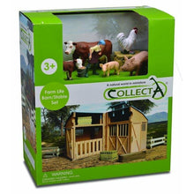 Load image into Gallery viewer, Collecta Barn Set