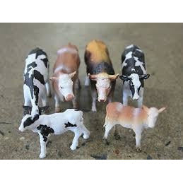 CS2 - Six Figure Cow Set