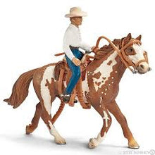 Load image into Gallery viewer, WR1 Western Riding Set (Schleich)
