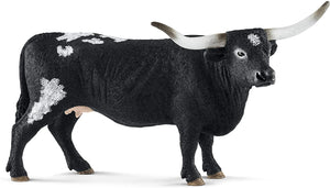 Cattle - Texas Longhorn Cow - Schleich