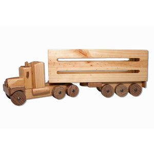 CT1 - Cattle Truck - Handmade Wooden Truck