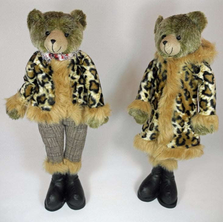 Mr & Mrs Bear Set