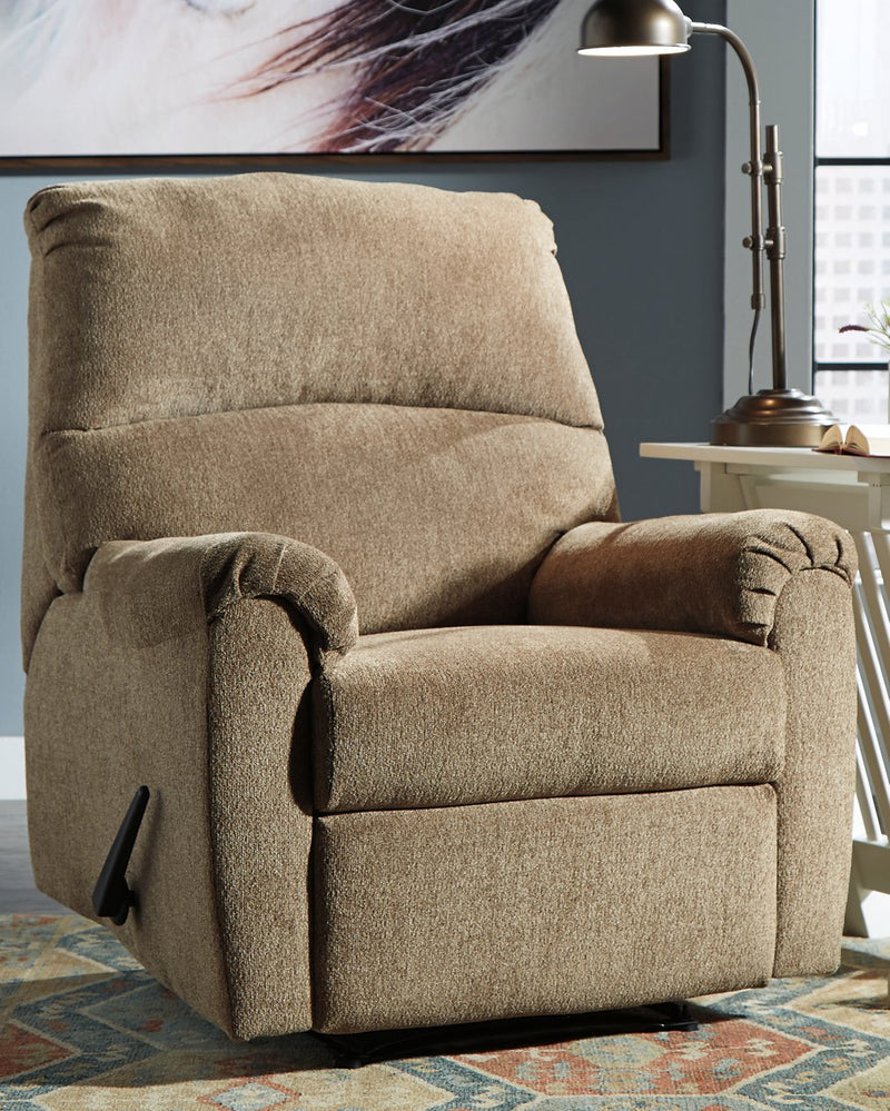Nerviano Signature Design by Ashley Recliner