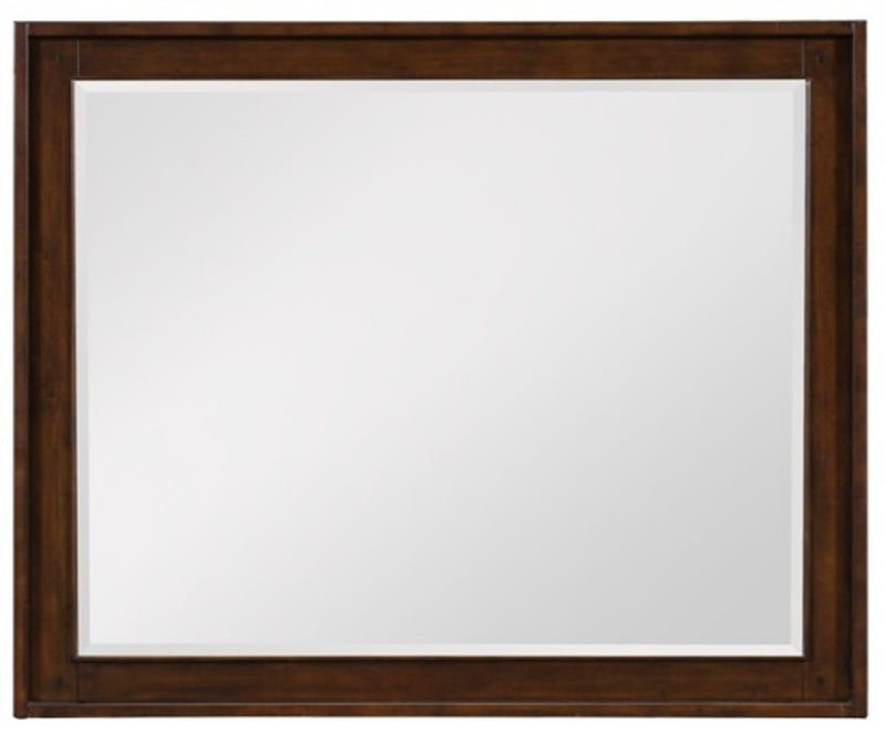 Homelegance Frazier Mirror in Dark Cherry 1649-6 image