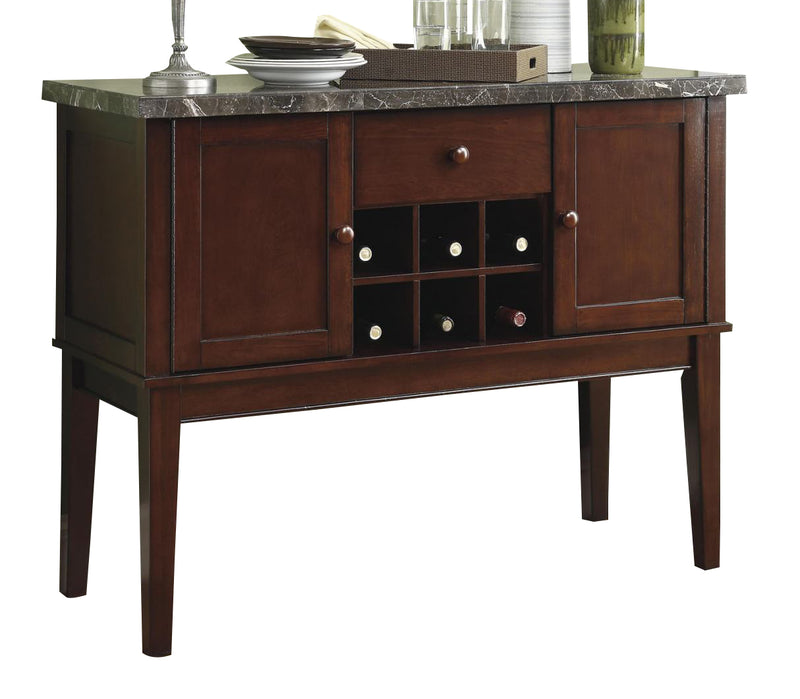 Homelegance Decatur Server in Cherry 2456-40 image