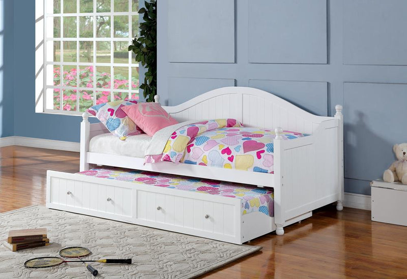 Coastal White Daybed image