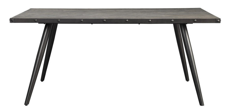Homelegance Palladium Dining Table in Gray 5626-70 image