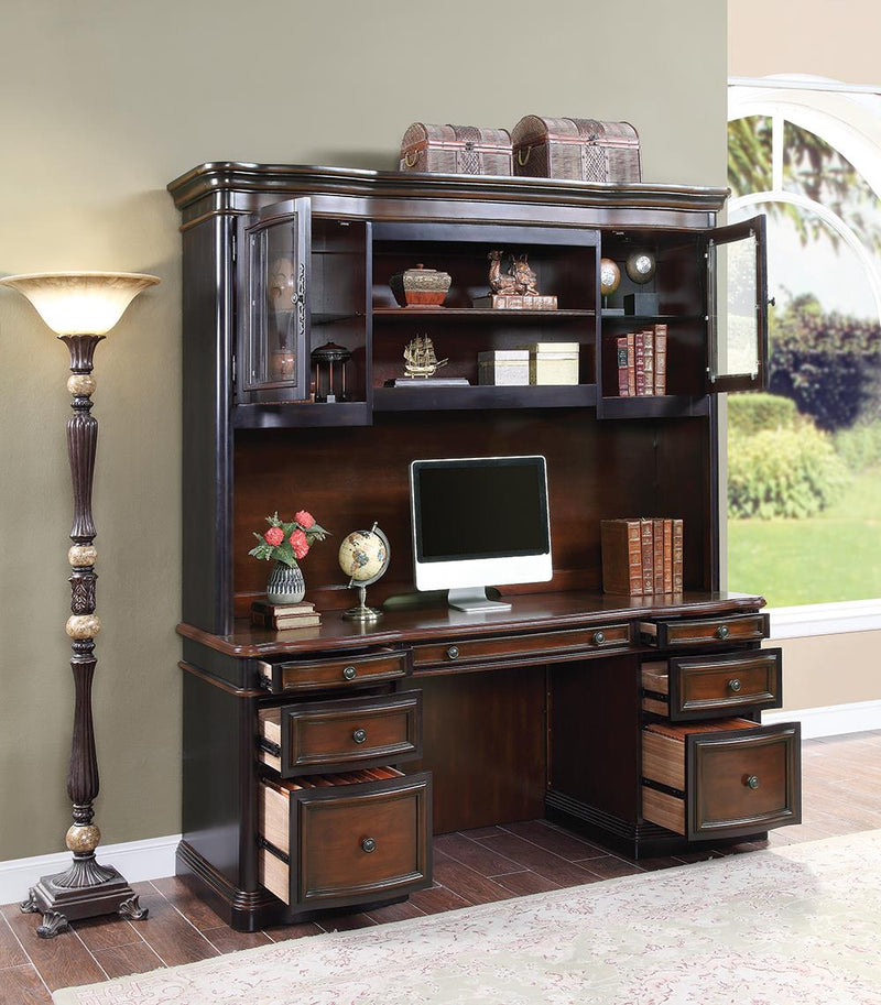 2007 CoasterElevations Credenza With Hutch image