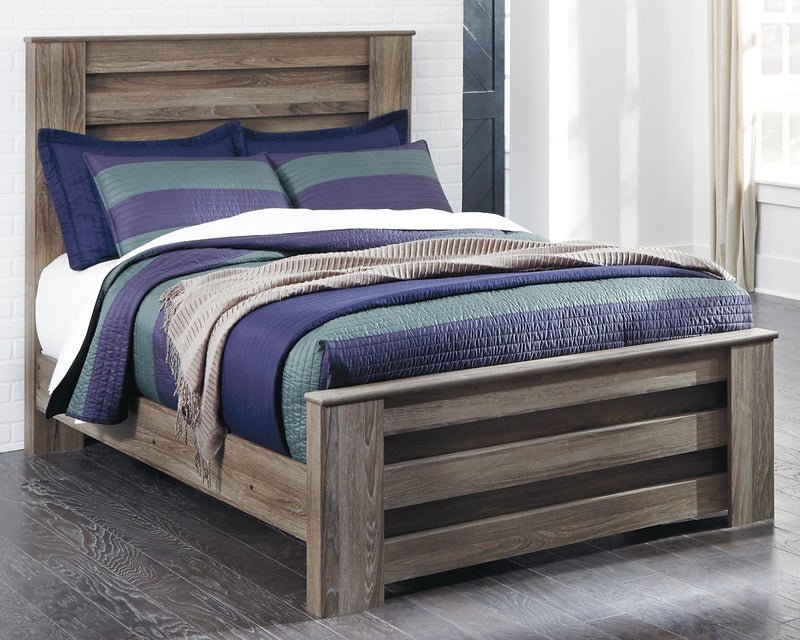 Zelen Signature Design by Ashley Bed
