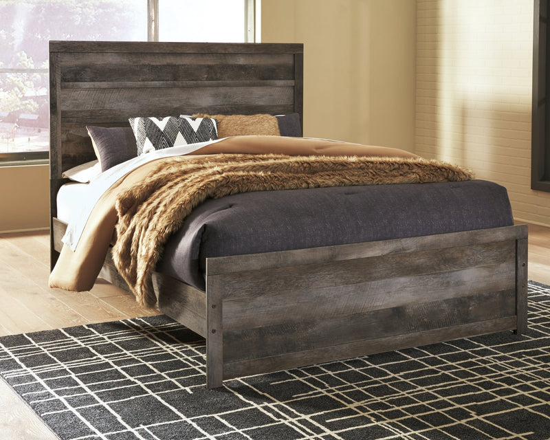 Wynnlow Signature Design by Ashley Bed
