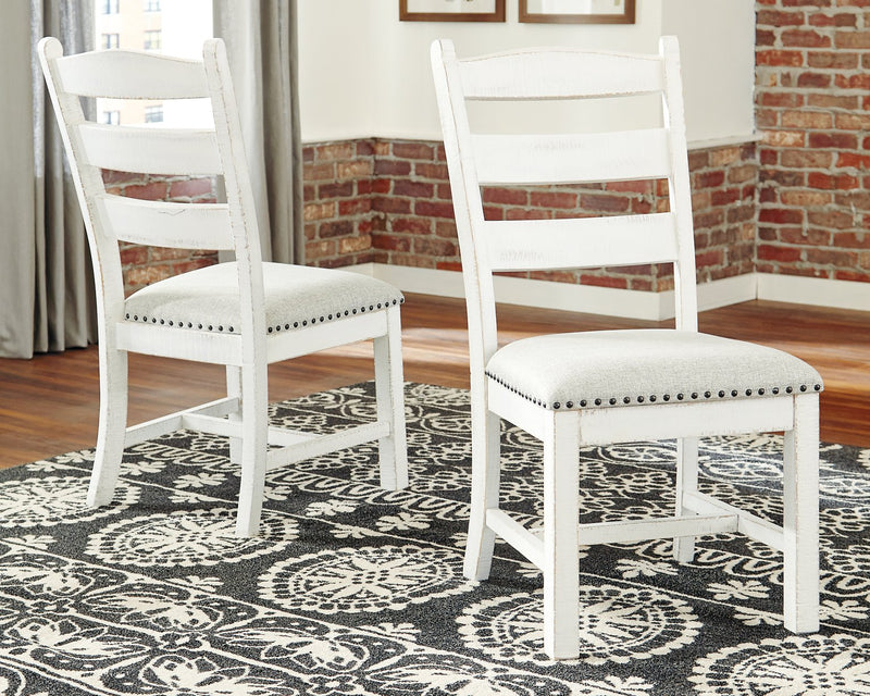 Valebeck Signature Design by Ashley Dining Chair