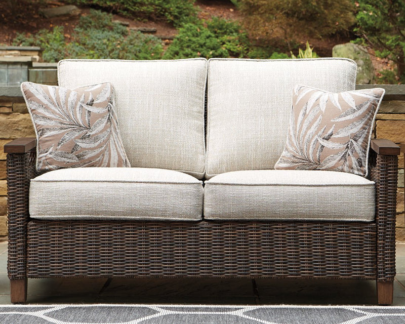 Paradise Trail Signature Design by Ashley Loveseat
