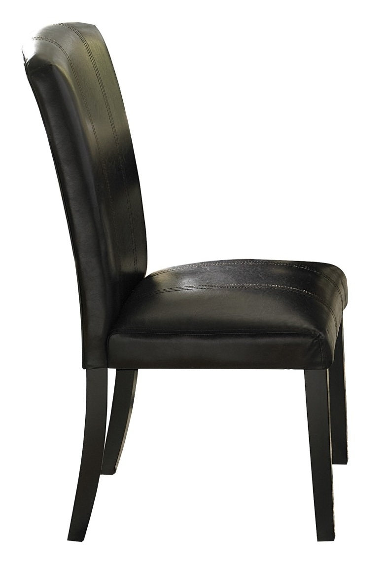Homelegance Cristo Side Chair in Dark Espresso (Set of 2) 5070S image
