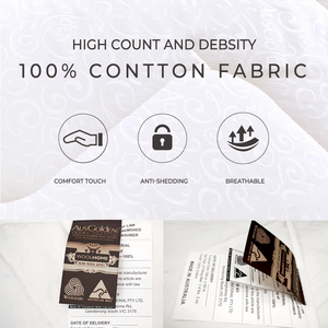 All-season washable comforter