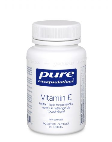 Vitamine E Pure Encapsulations