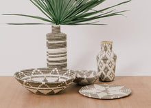 Load image into Gallery viewer, Sisal Trivet - Sandstorm Hope ''10 - Earthnic Lifestyle