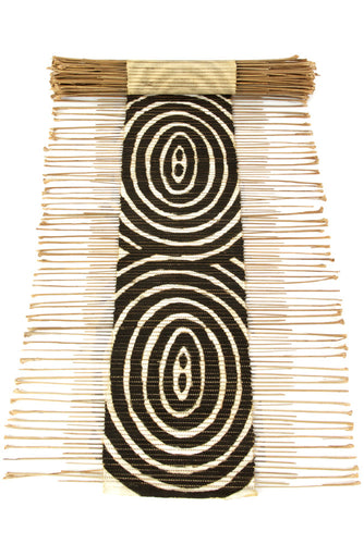 Decorative Twig Table Runner from Mali - Ripple Design - Earthnic Lifestyle