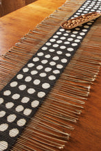 Load image into Gallery viewer, Polka Dot Twig Table Runner from Mali - Earthnic Lifestyle