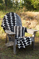 Load image into Gallery viewer, Timbuktu Dunes Organic Cotton Mudcloth Throw - Earthnic Lifestyle