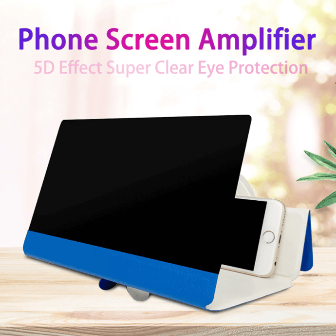 12inch MOBILE SCREEN MAGNIFIER AMPLIFIER
