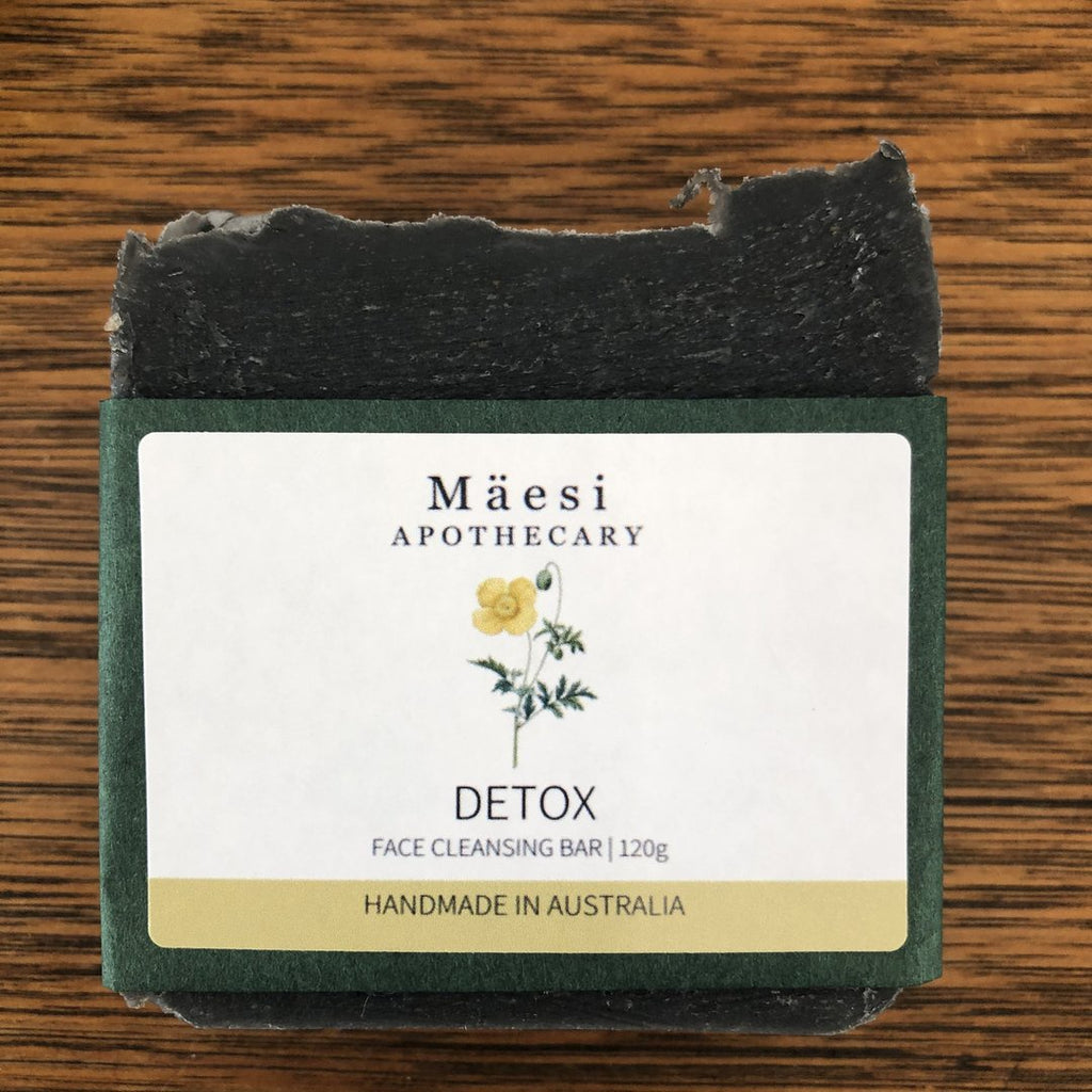 Detox Facial Cleansing Bar - Dot and Frankie