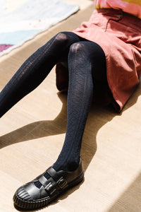 Montemartini Wool Tights - Dot and Frankie