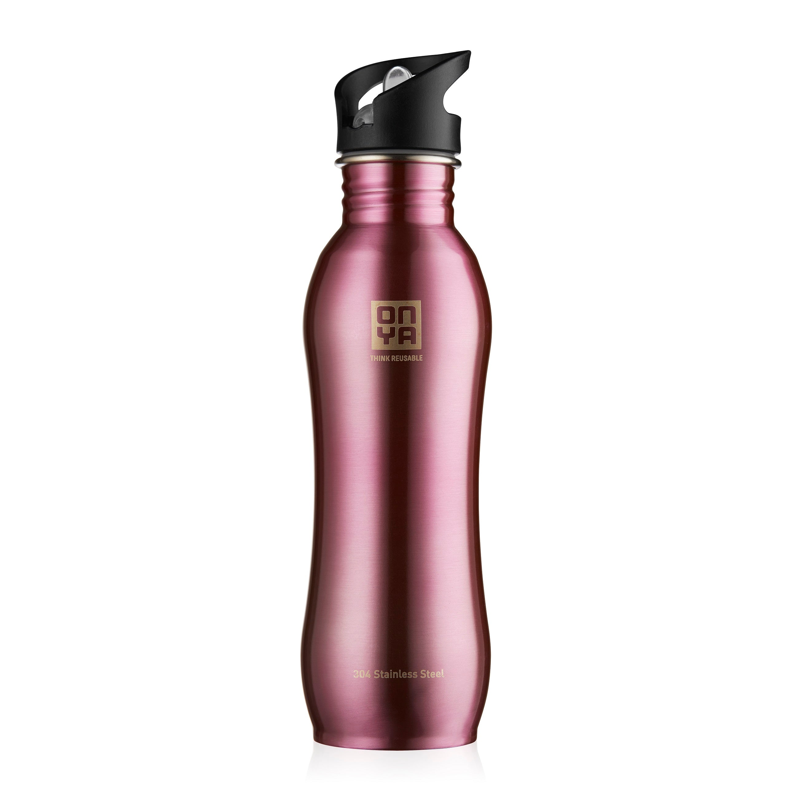Stainless Steel Drink Bottle 750ml - Dot and Frankie
