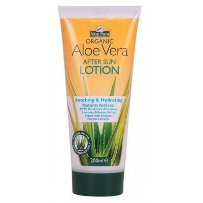 Aloe Vera After Sun Lotion 200ml - Dot and Frankie