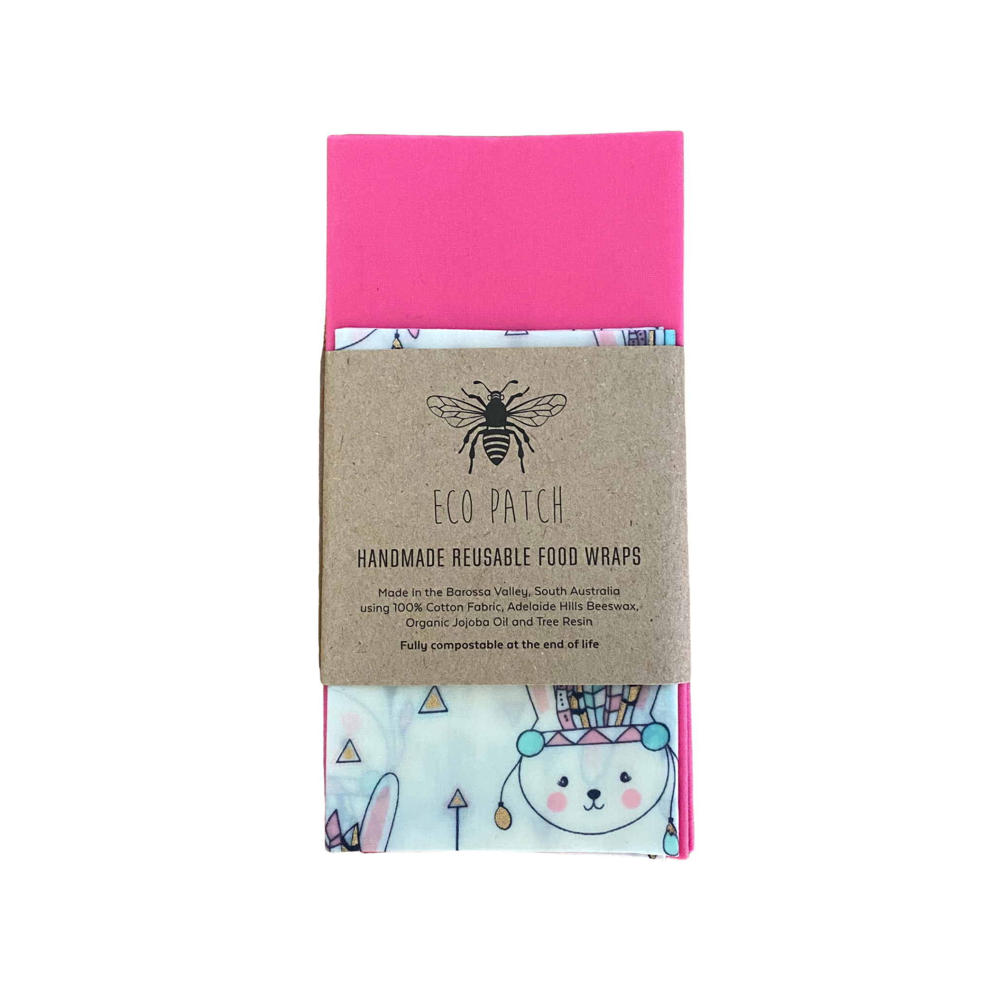 Beeswax Wrap - Dot and Frankie