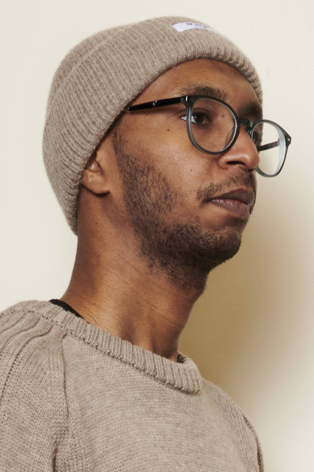Glenoe Raw Merino Beanie - Dot and Frankie
