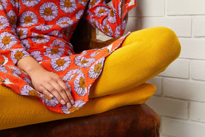 Trastevere Cotton Tights - Dot and Frankie