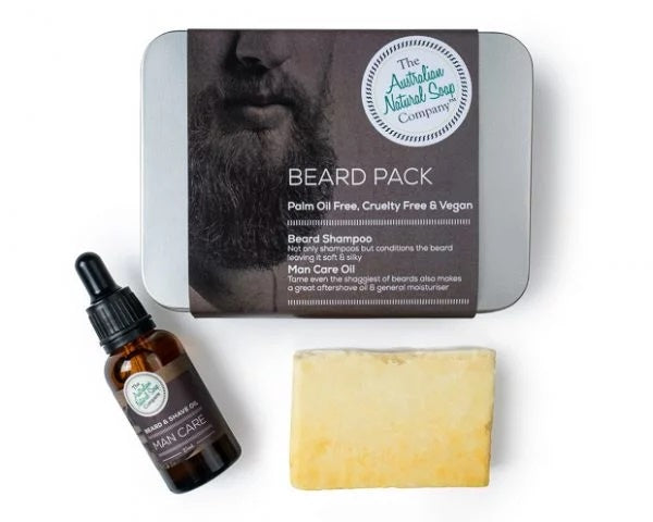 Beard Care Pack - Dot and Frankie