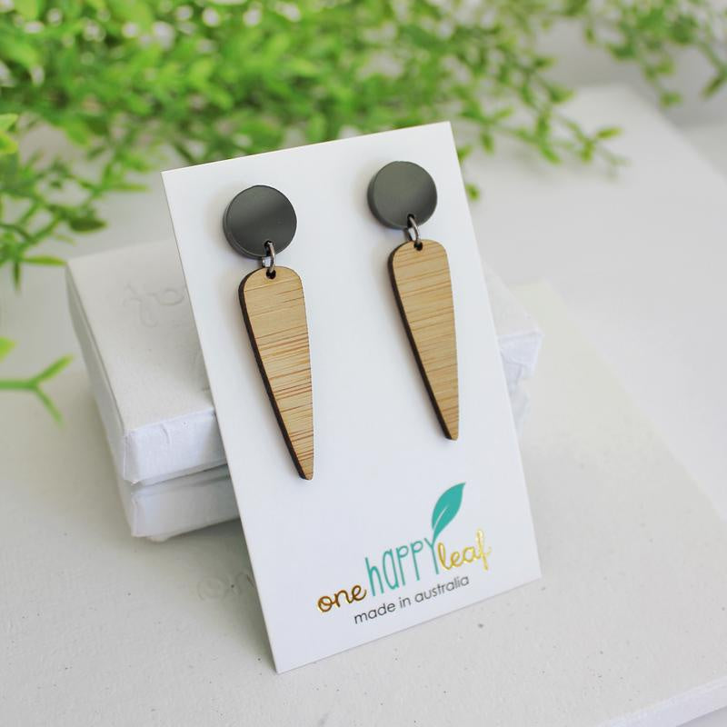 Take Me Out drop earrings - Dot and Frankie