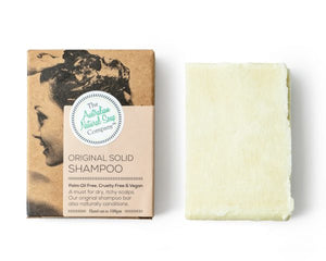 Original Solid Shampoo Bar - Dot and Frankie