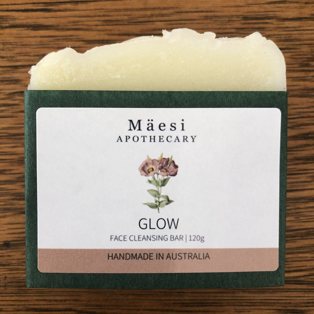 Glow Face Cleansing Bar - Dot and Frankie