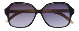 Twiggy Black Sunglasses - Dot and Frankie