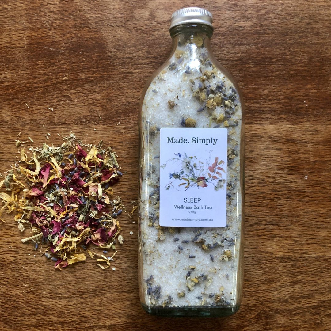 Sleep Wellness Bath Tea - Dot and Frankie