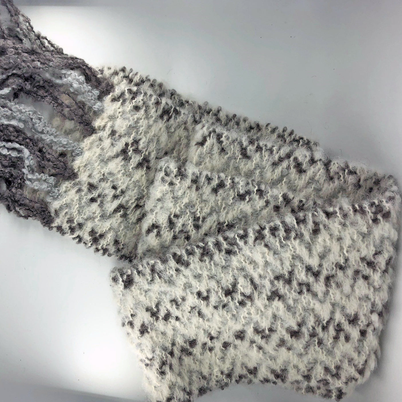 100% Alpaca wool scarf - Dot and Frankie