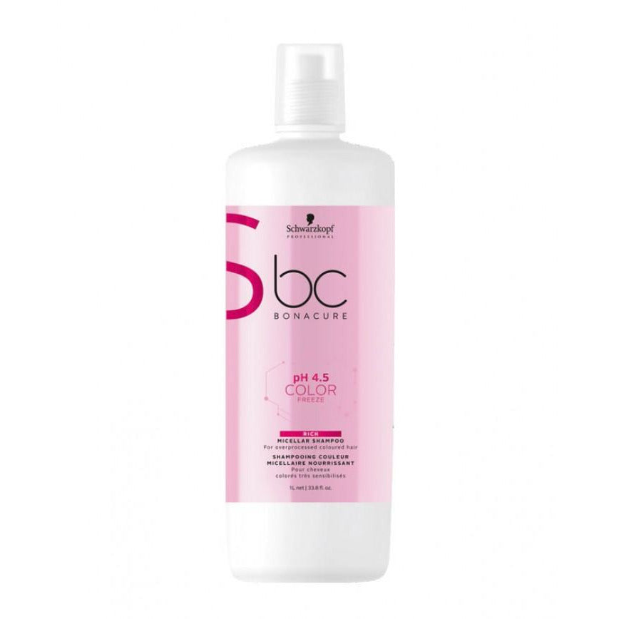 BC Color Freeze Rich Shampoo