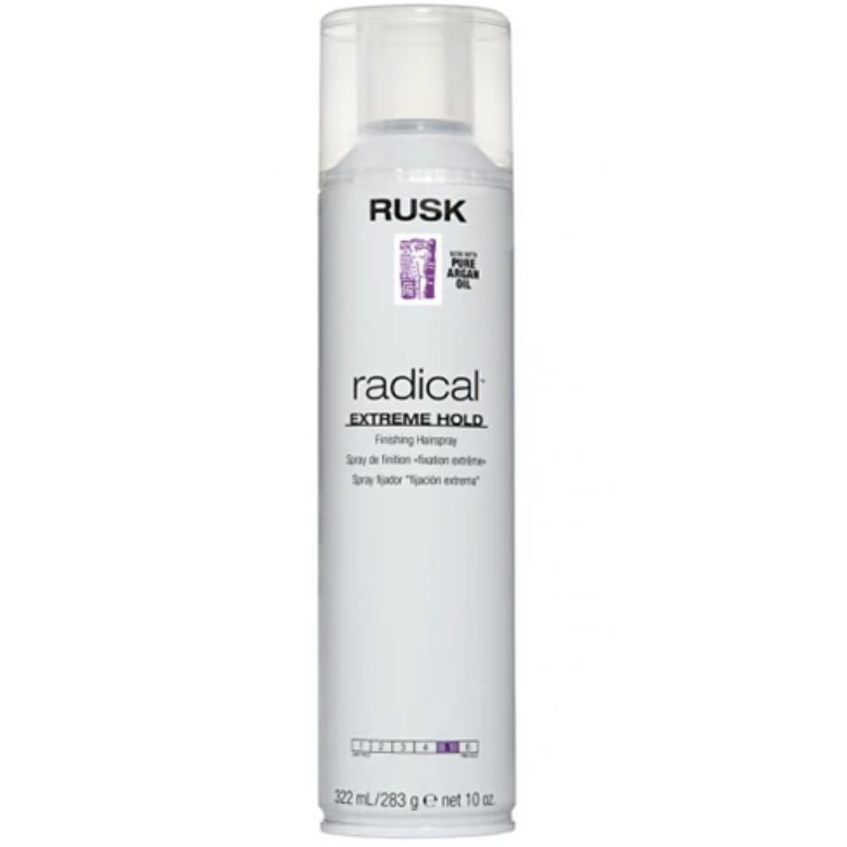 Rusk Radical Extreme Hold Finishing Hairspray