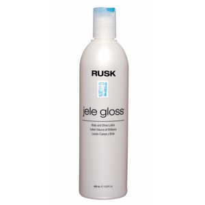 Load image into Gallery viewer, Rusk Jele Gloss Body and Shine Lotion