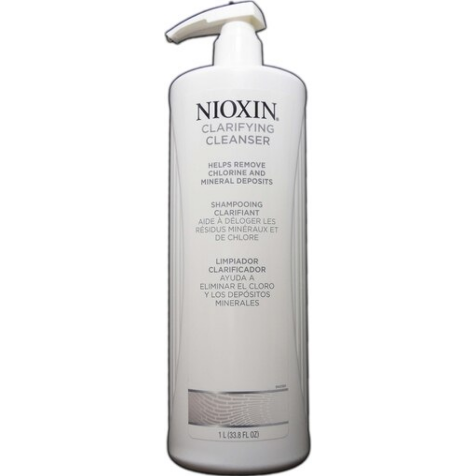 Nioxin Intensive Therapy Clarifying Cleanser