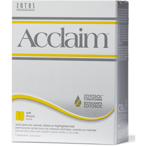 Acclaim Acid pH Perm