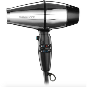 Load image into Gallery viewer, BaByliss Pro SteelFX Hairdryer